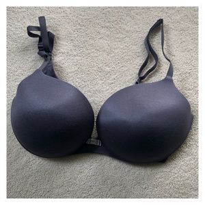 Victoria's Secret Lined Demi Bra 34DD